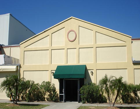 Melbourne Florida Auditorium